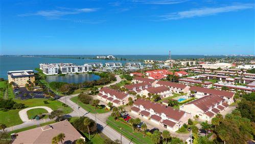 Photo of 105 Escambia Lane #Unit 806, Cocoa Beach, FL 32931 (MLS # 887743)