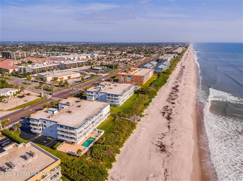 Photo of 1965 Highway A1a #201, Indian Harbour Beach, FL 32937 (MLS # 911745)