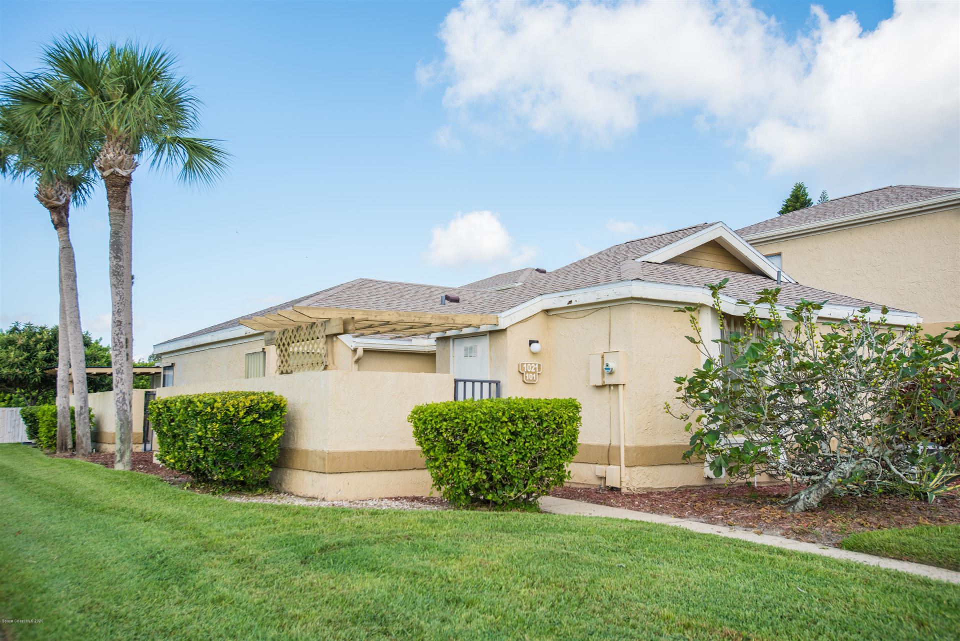 1021 Abada Court #101, Palm Bay, FL 32905 - #: 887745