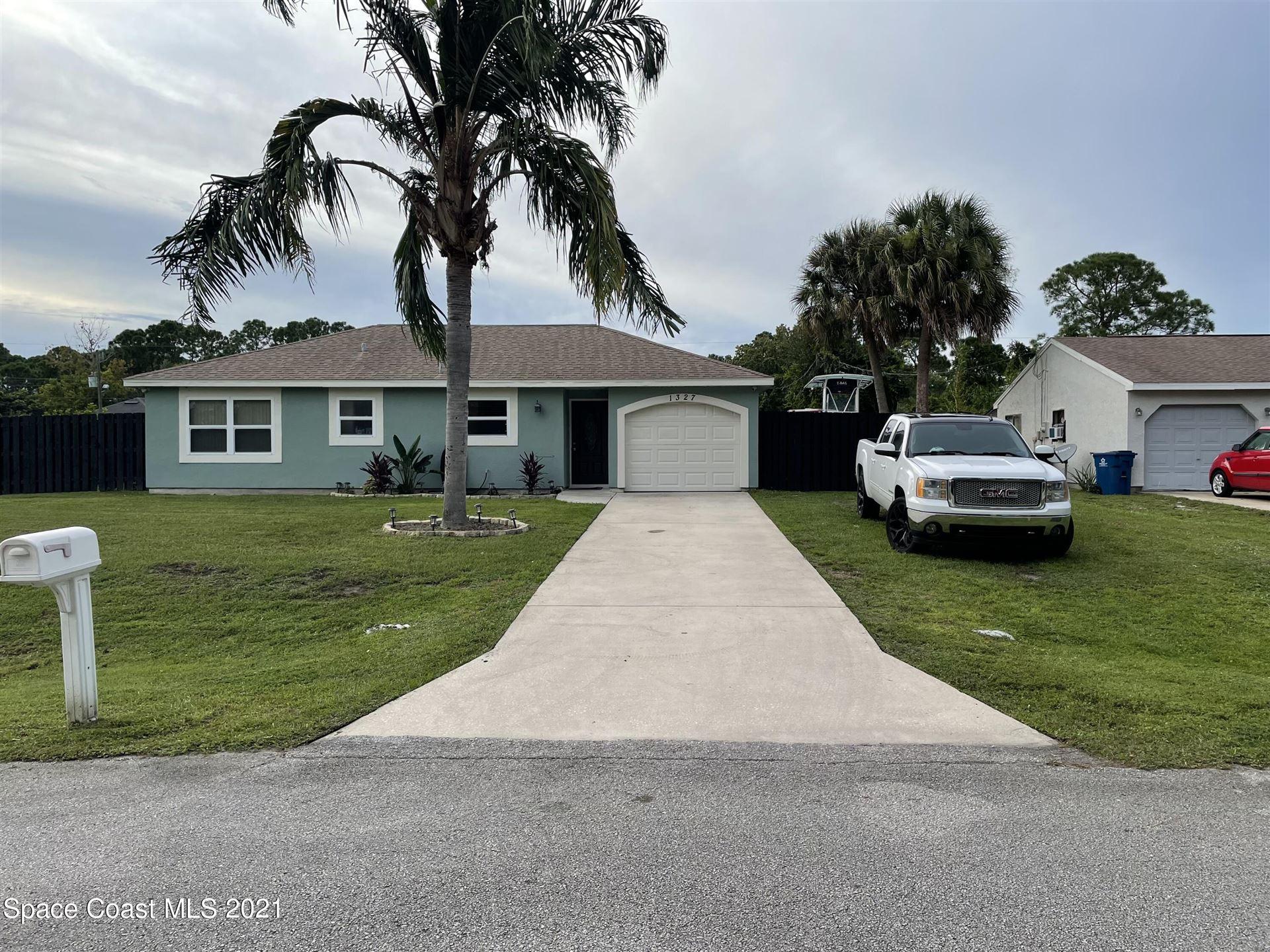 1327 Valencia Street, Palm Bay, FL 32909 - #: 914745