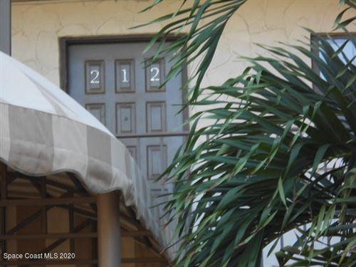 Photo of 4100 Ocean Beach Boulevard #212, Cocoa Beach, FL 32931 (MLS # 887748)