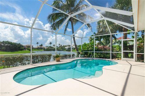 Photo of 4880 Hawksbill Court, Melbourne Beach, FL 32951 (MLS # 878749)