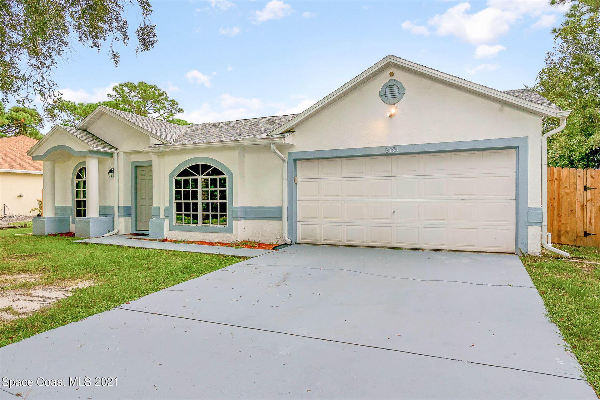 2191 Whiteside Avenue, Palm Bay, FL 32909 - #: 915749
