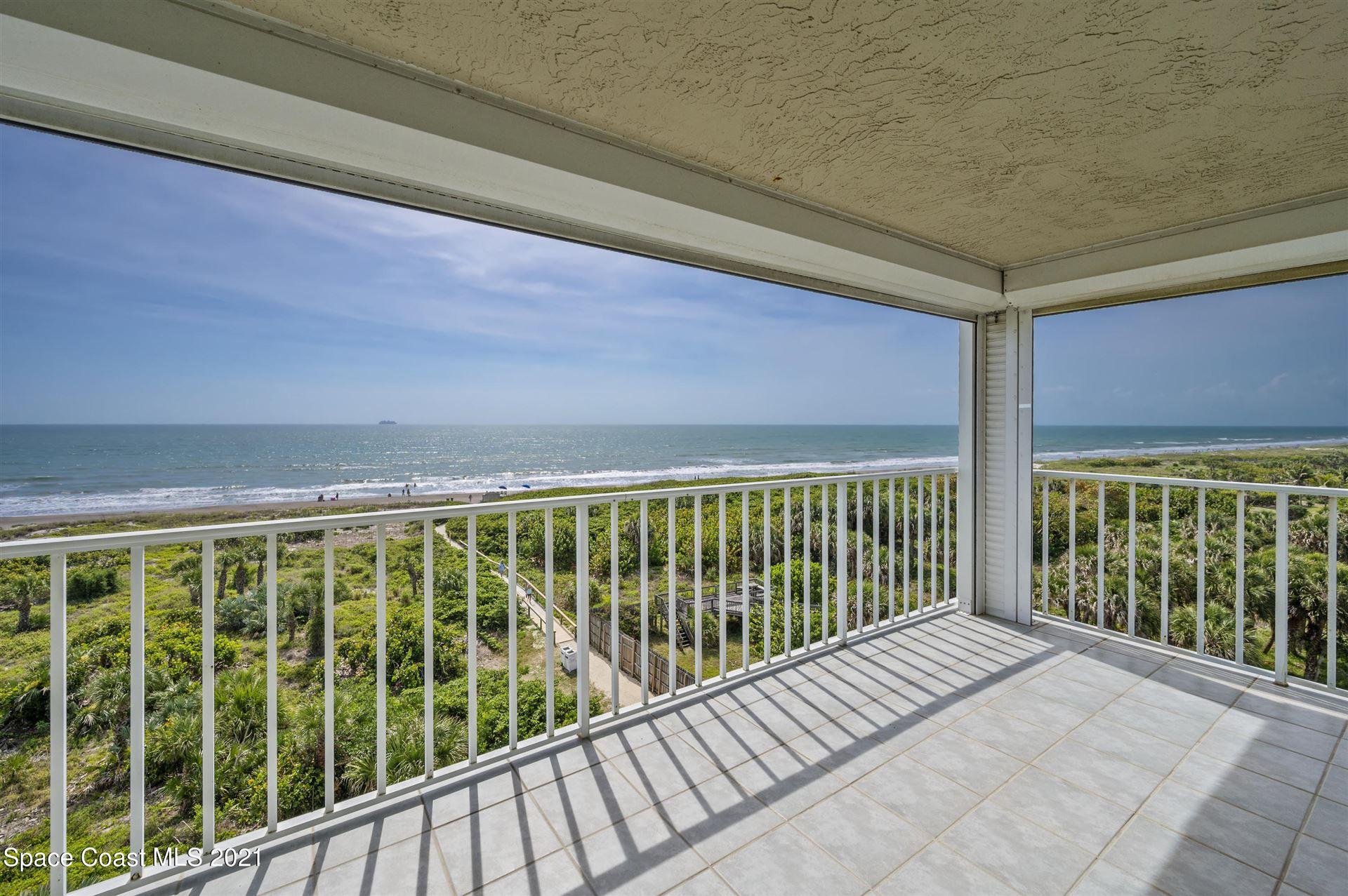 Photo for 3400 Ocean Beach Boulevard #612, Cocoa Beach, FL 32931 (MLS # 903753)