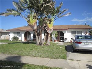 Photo of 521 Ronnie Drive, Indian Harbour Beach, FL 32937 (MLS # 853754)