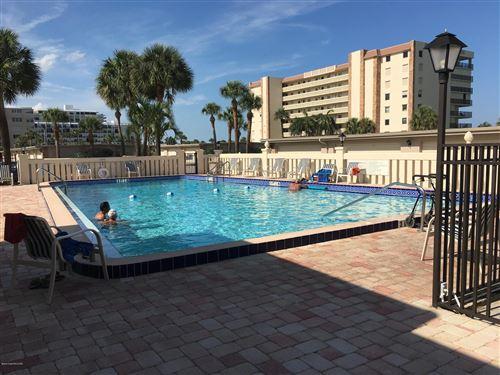 Photo of 1860 N Atlantic Avenue #402, Cocoa Beach, FL 32931 (MLS # 880755)