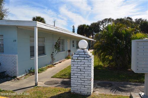 Photo of 139 Roosevelt Avenue #139, Cocoa Beach, FL 32931 (MLS # 894755)