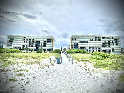 Photo of 1830 N Atlantic Avenue #C-102, Cocoa Beach, FL 32931 (MLS # 885757)