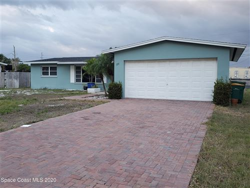 Photo of 233 Timpoochee Drive, Indian Harbour Beach, FL 32937 (MLS # 897758)