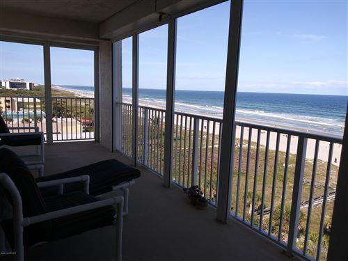 Photo of 1050 N Atlantic Avenue #705, Cocoa Beach, FL 32931 (MLS # 893759)