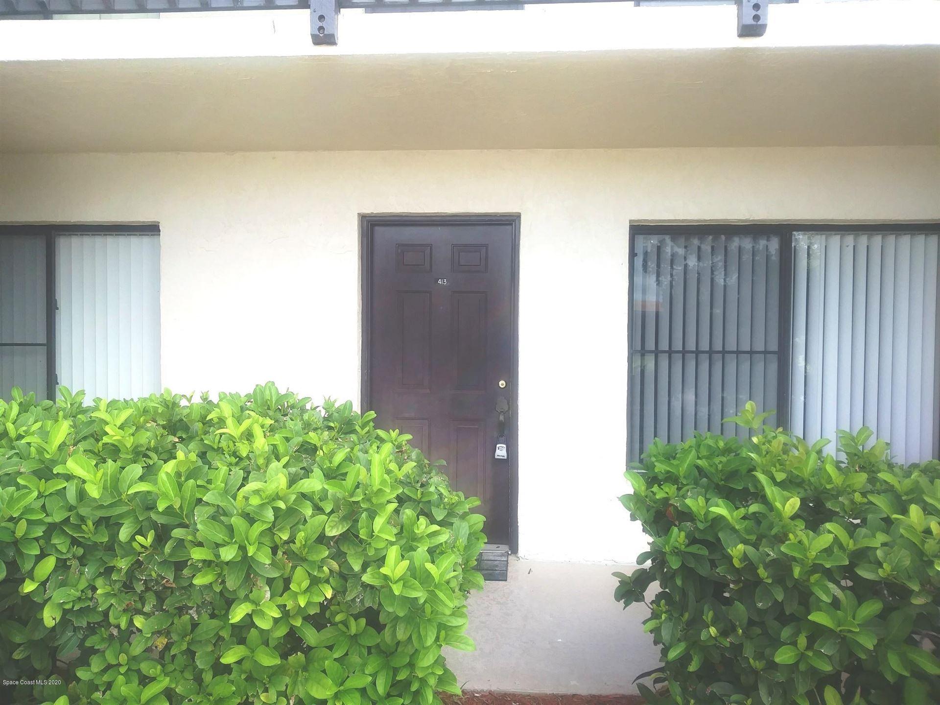 Photo for 1515 Huntington Lane #413, Rockledge, FL 32955 (MLS # 886760)
