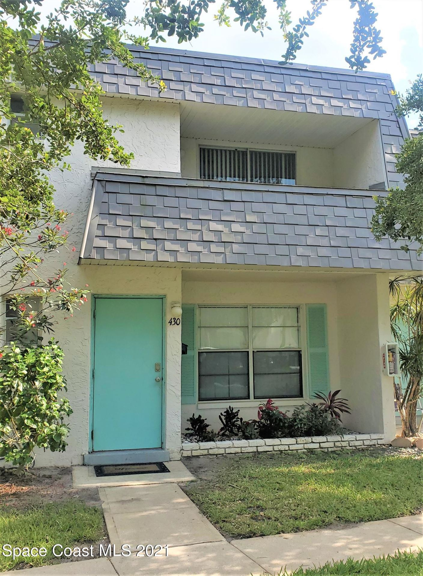 430 Blue Jay Lane #52, Satellite Beach, FL 32937 - #: 903760