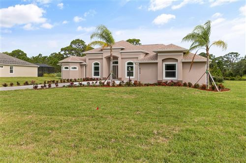 Photo of 4229 Gardenwood Circle, Grant Valkaria, FL 32949 (MLS # 850761)