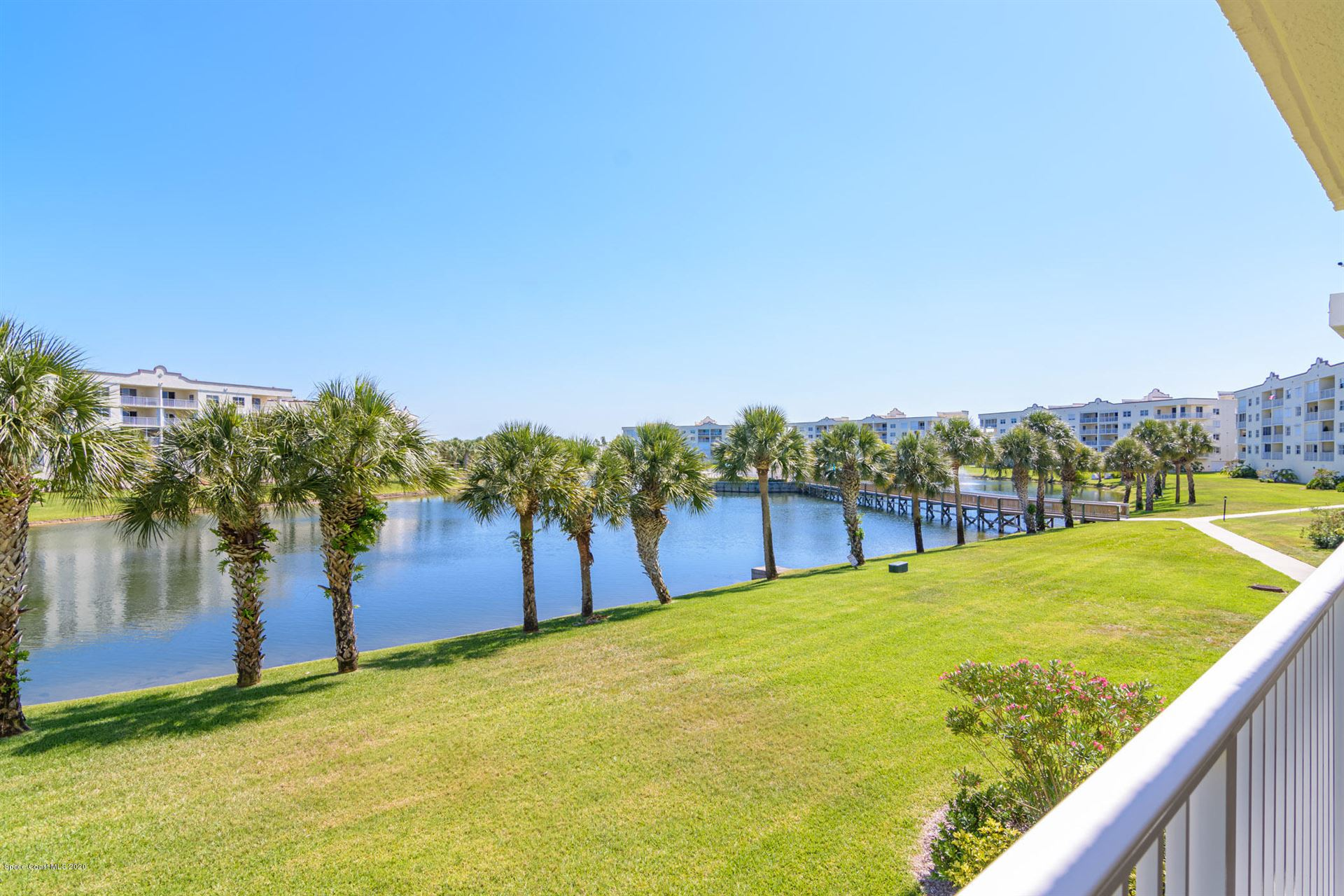 Photo for 8961 Lake Drive #F205, Cape Canaveral, FL 32920 (MLS # 872761)