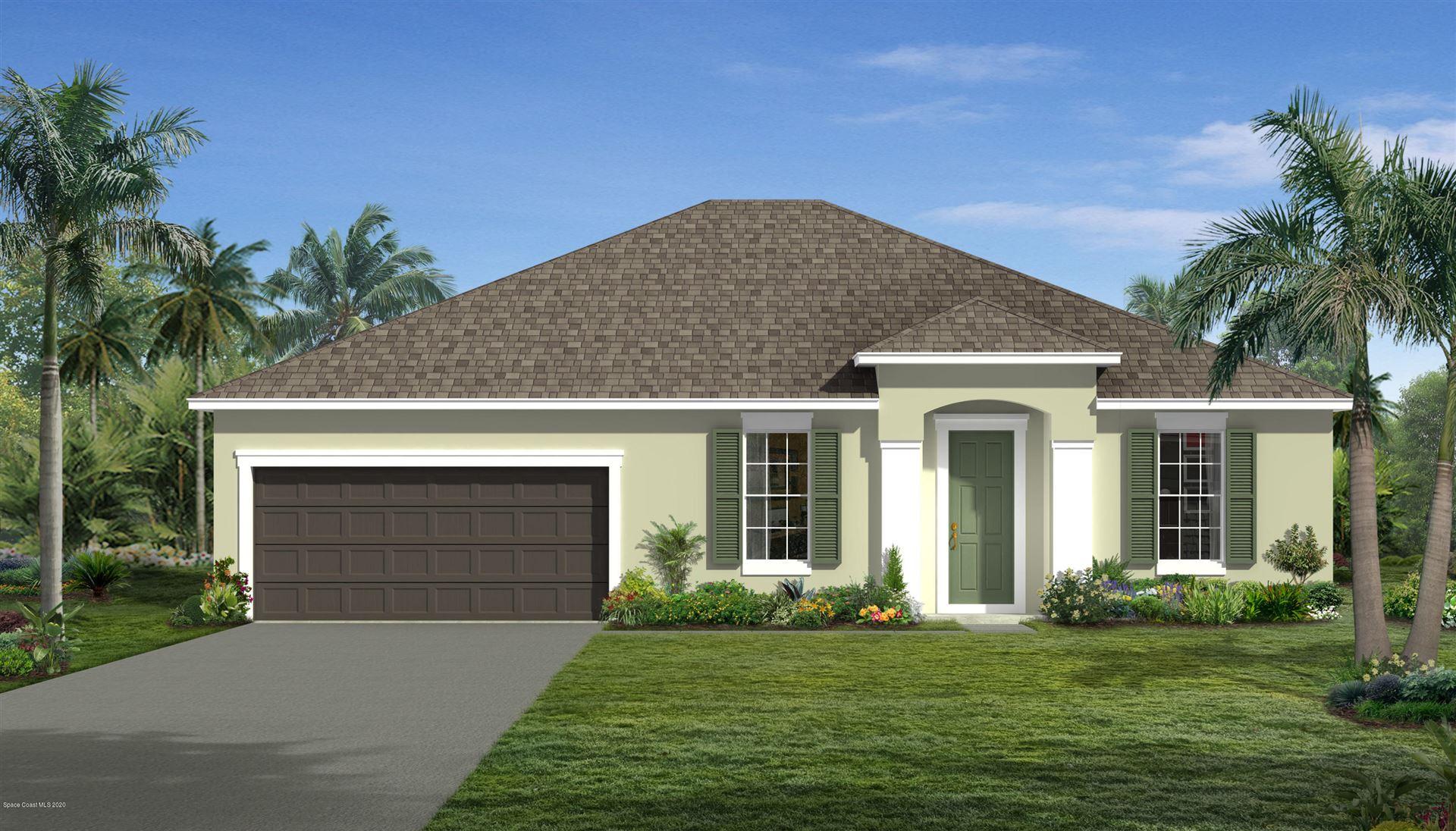 1290 Rainbow Road, Palm Bay, FL 32909 - #: 911761