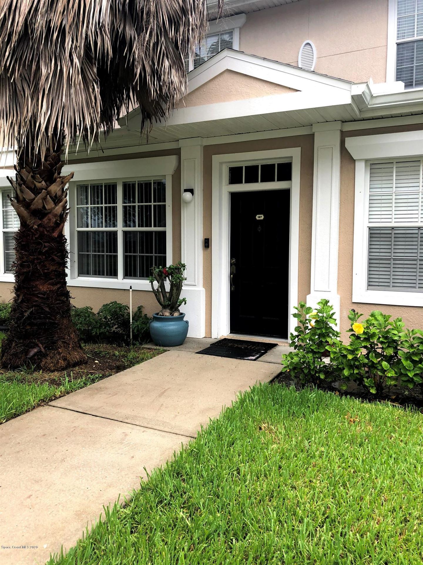 100 Turpial Way #107, Melbourne, FL 32901 - #: 879763
