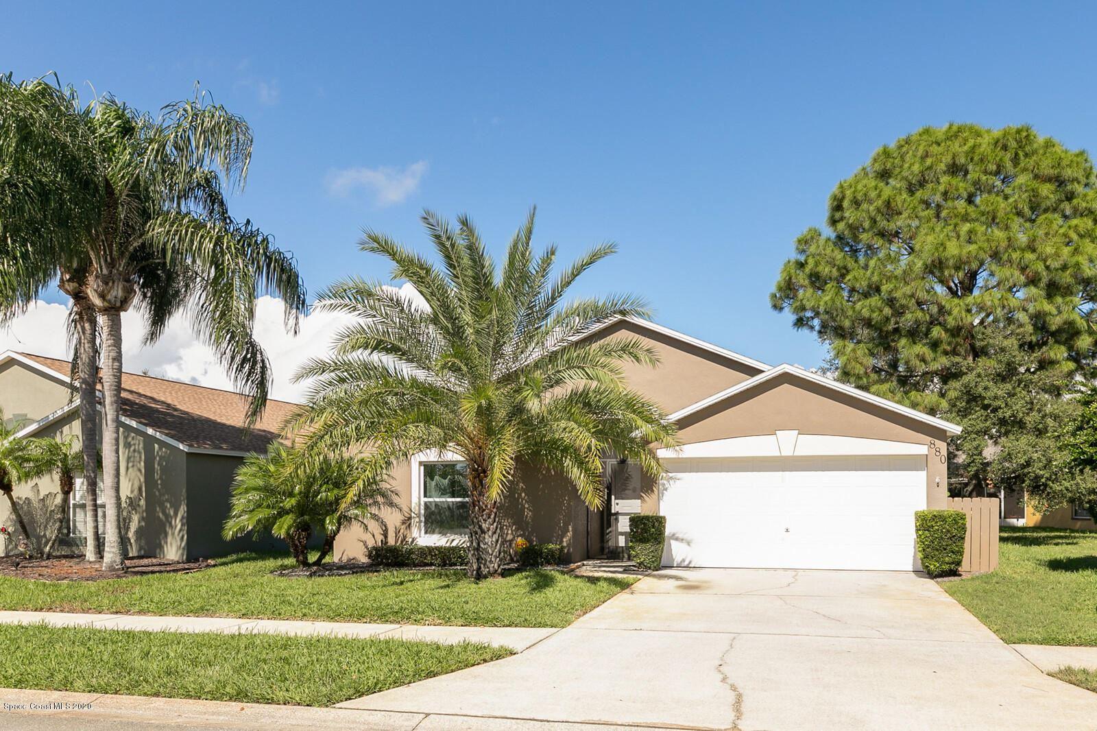 880 Villa Drive, Melbourne, FL 32940 - #: 888763