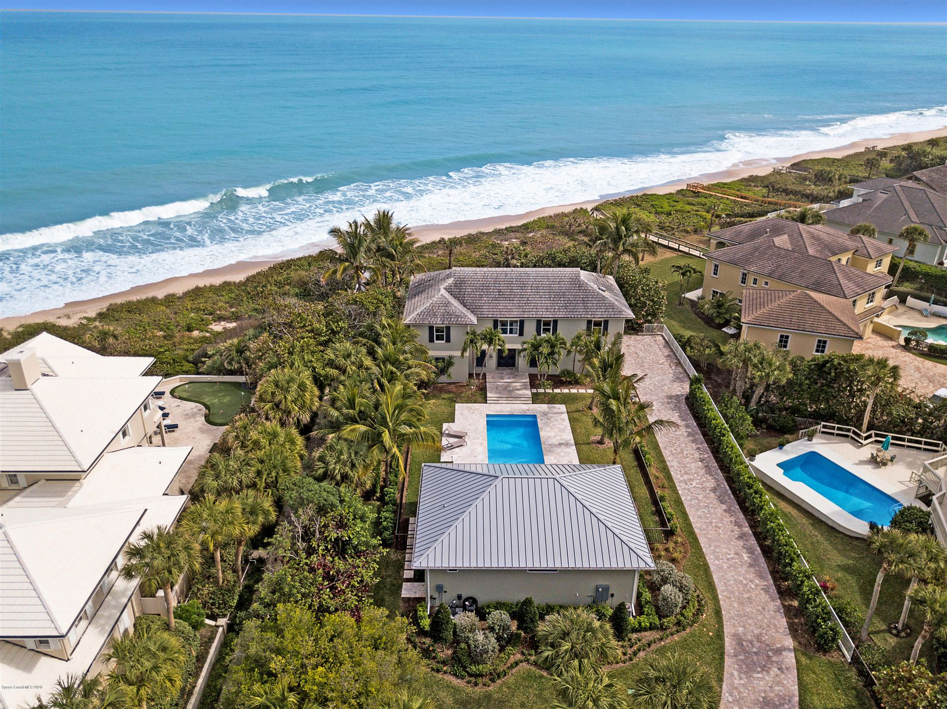 1580 Shorelands Drive, Vero Beach, FL 32963 - #: 869764