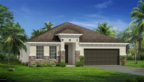 Photo of 787 Corbin Circle, Palm Bay, FL 32908 (MLS # 871765)