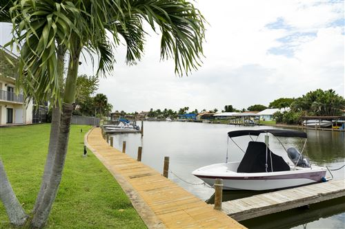 Photo of 300 S Banana River Boulevard #207, Cocoa Beach, FL 32931 (MLS # 881765)