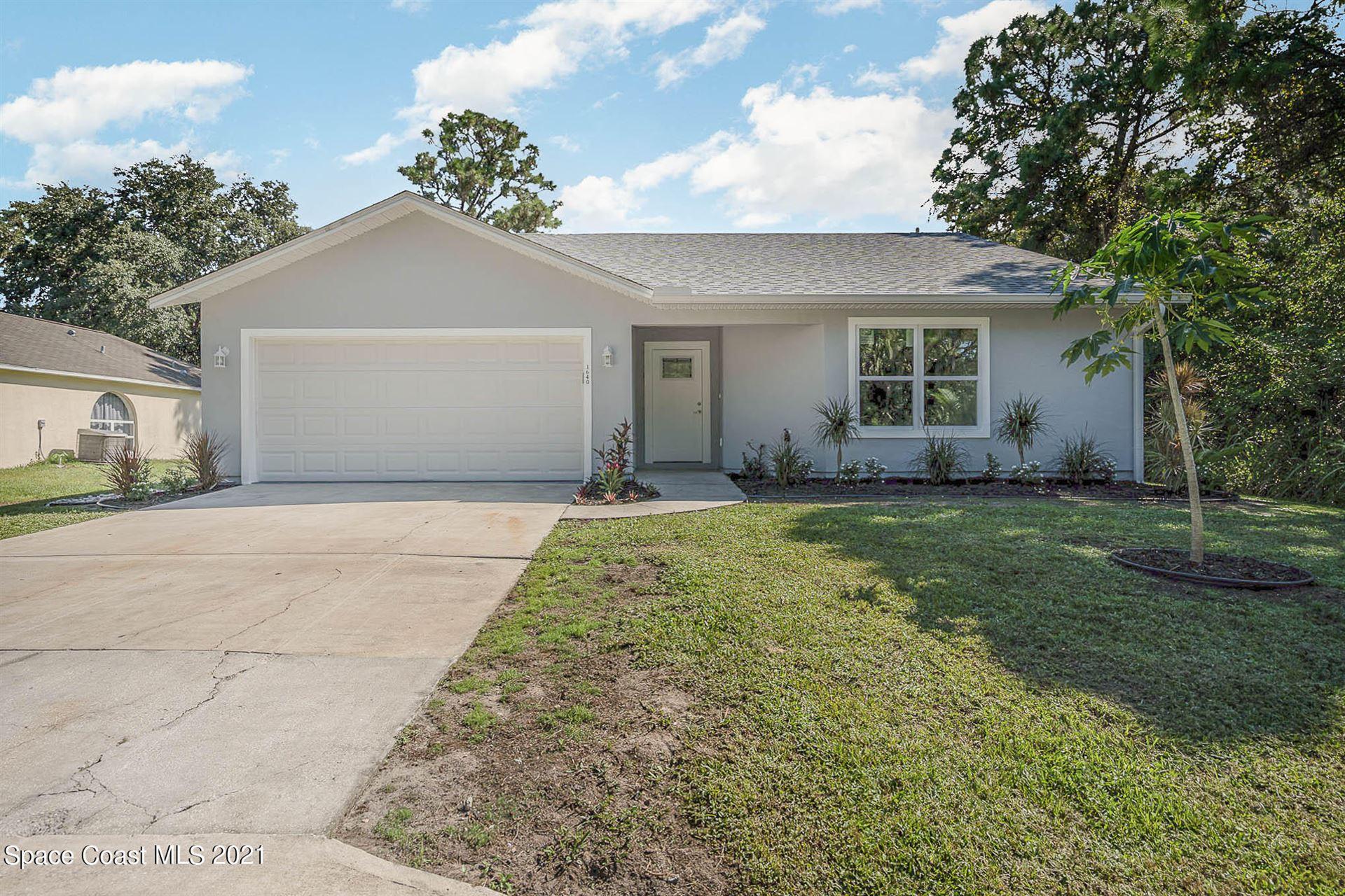 1640 Walker Street, Palm Bay, FL 32909 - #: 914765