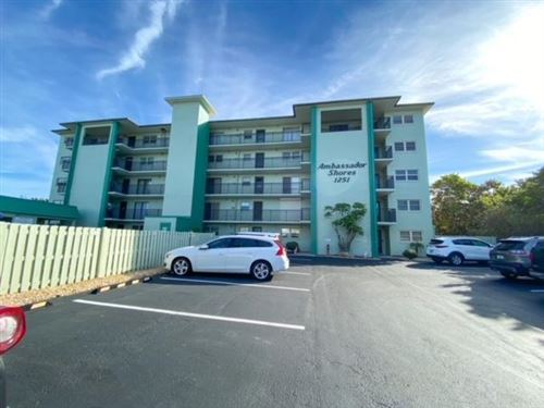 Photo of 1251 S Atlantic Avenue #104, Cocoa Beach, FL 32931 (MLS # 903767)