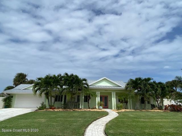 312 10th Terrace, Indialantic, FL 32903 - #: 885767