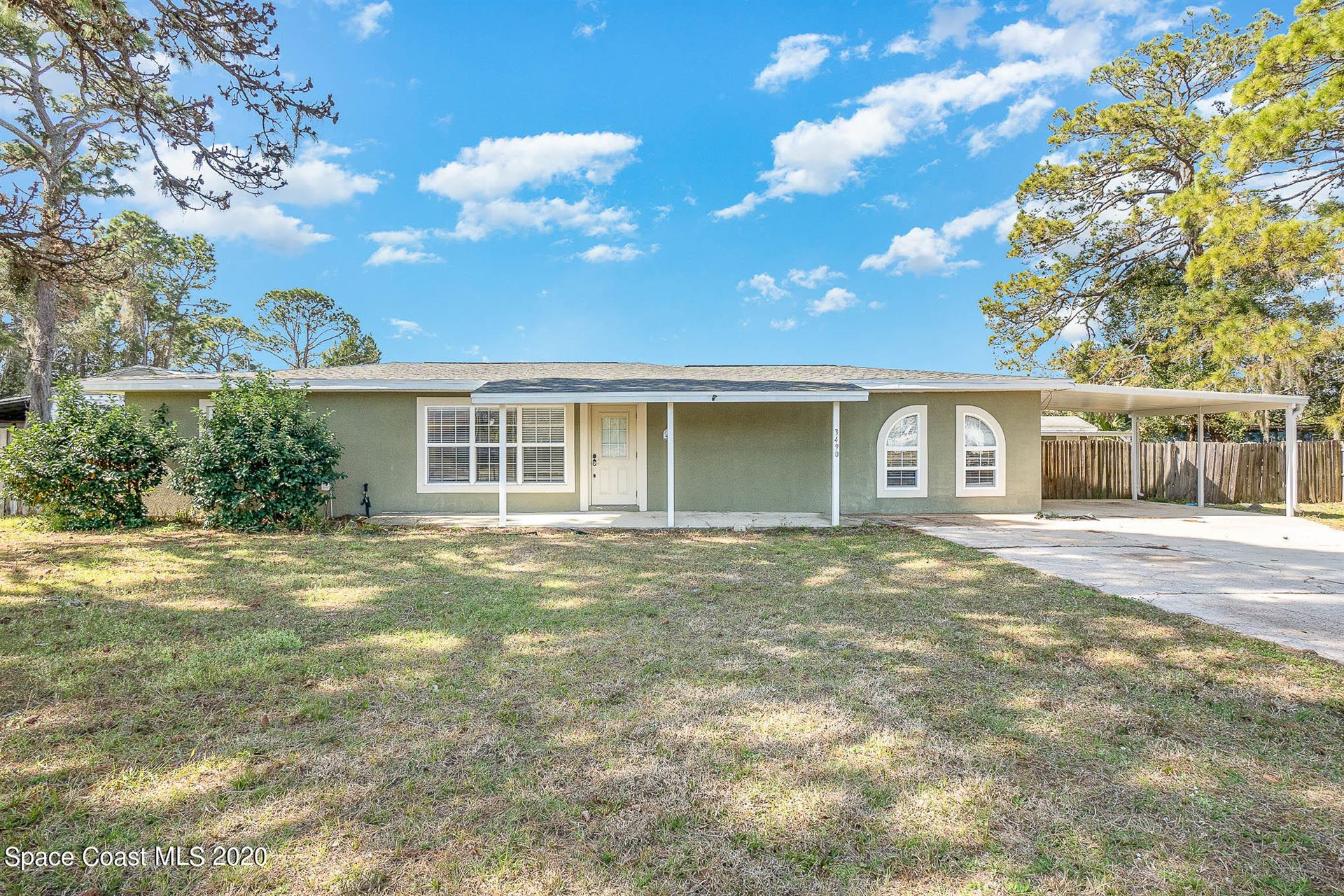 3490 Old Dixie Highway, Mims, FL 32754 - #: 896767