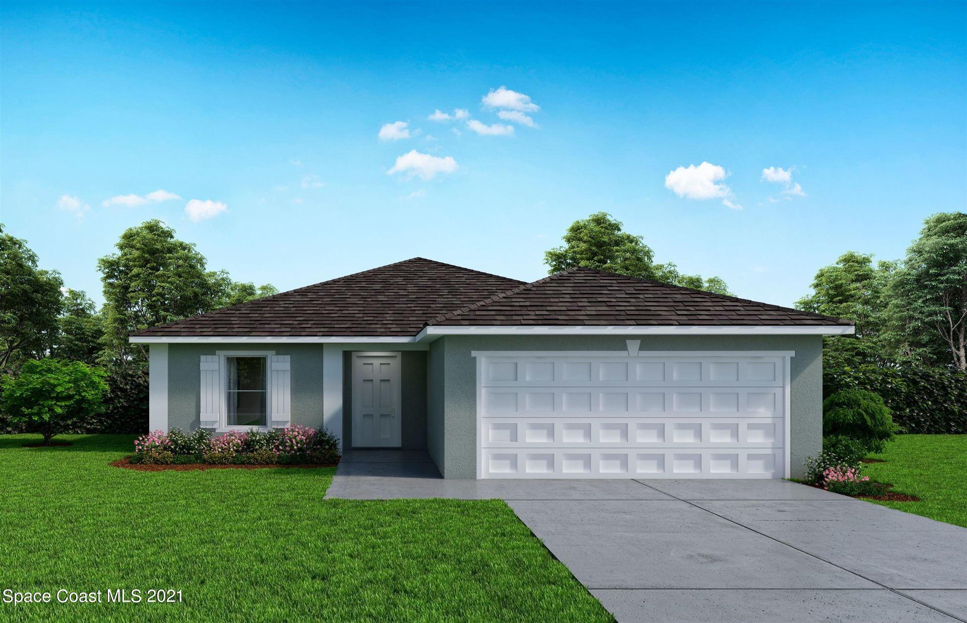 974 Vantage Street, Palm Bay, FL 32909 - #: 904770