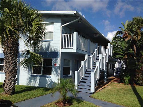 Photo of 7165 Ridgewood Avenue #11, Cape Canaveral, FL 32920 (MLS # 858771)