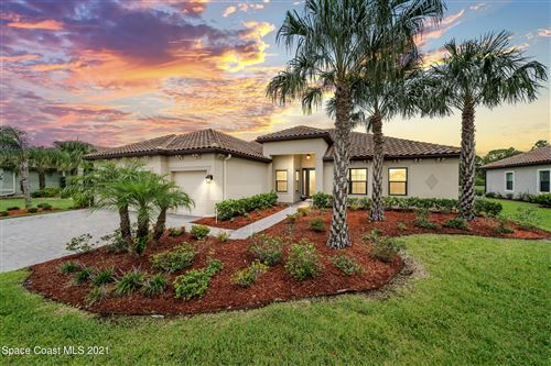 Photo of 3363 Rushing Waters Drive, West Melbourne, FL 32904 (MLS # 909773)