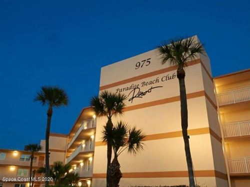 Photo of 975 Highway A1a #217, Satellite Beach, FL 32937 (MLS # 865775)