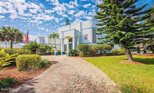 Photo of 400 Atlantic Street, Melbourne Beach, FL 32951 (MLS # 897776)