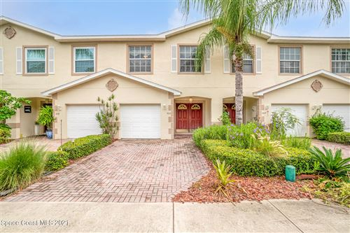 Photo of 306 King Neptune Lane #B-4, Cape Canaveral, FL 32920 (MLS # 909776)