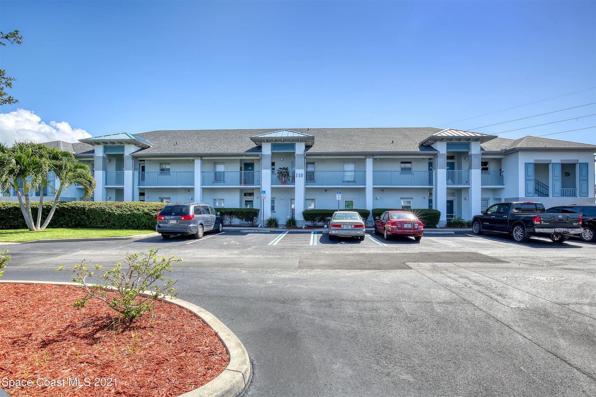 110 Portside Avenue #205, Cape Canaveral, FL 32920 - #: 900776