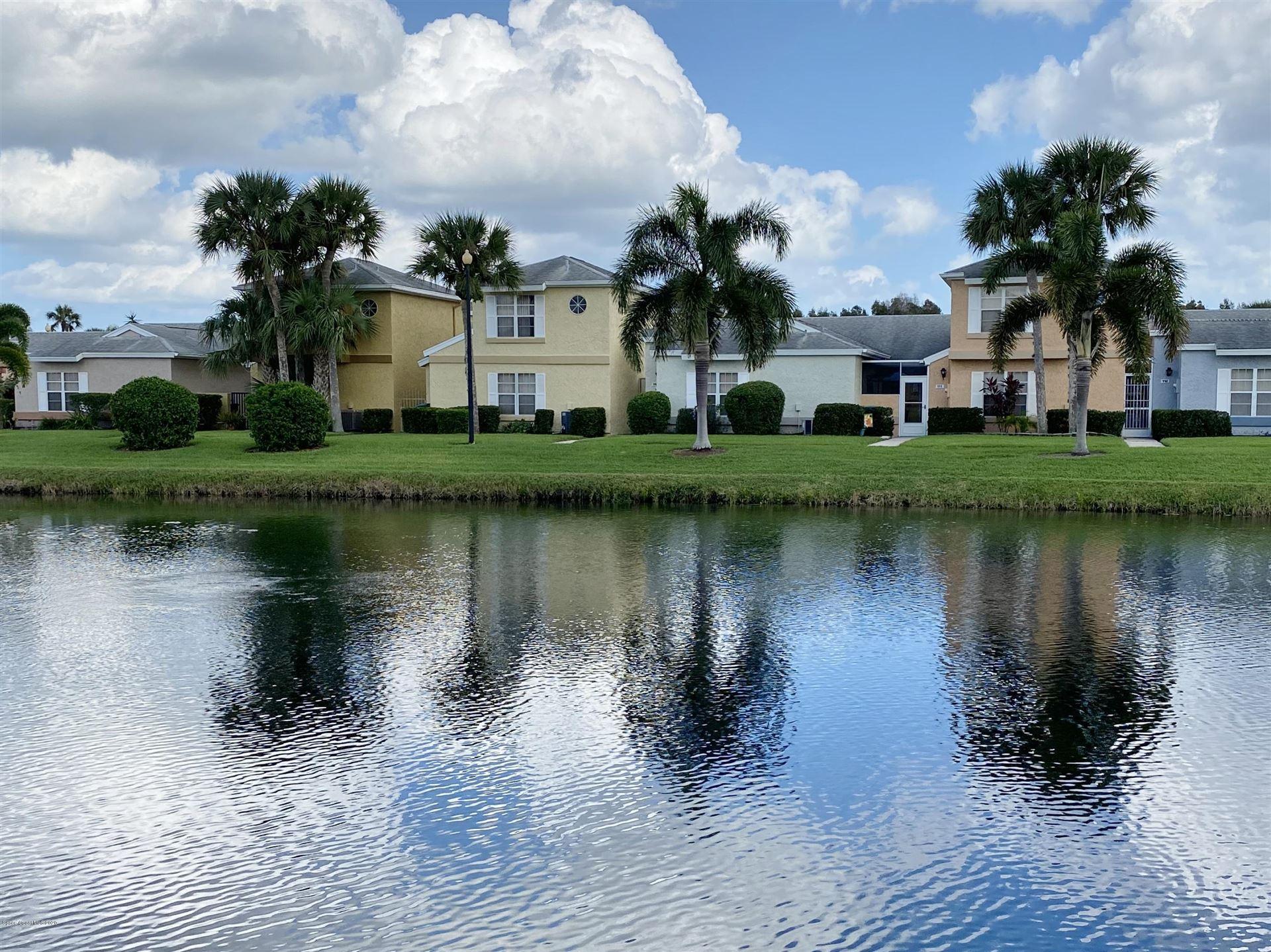 1495 Malibu Circle #109, Palm Bay, FL 32905 - #: 887777