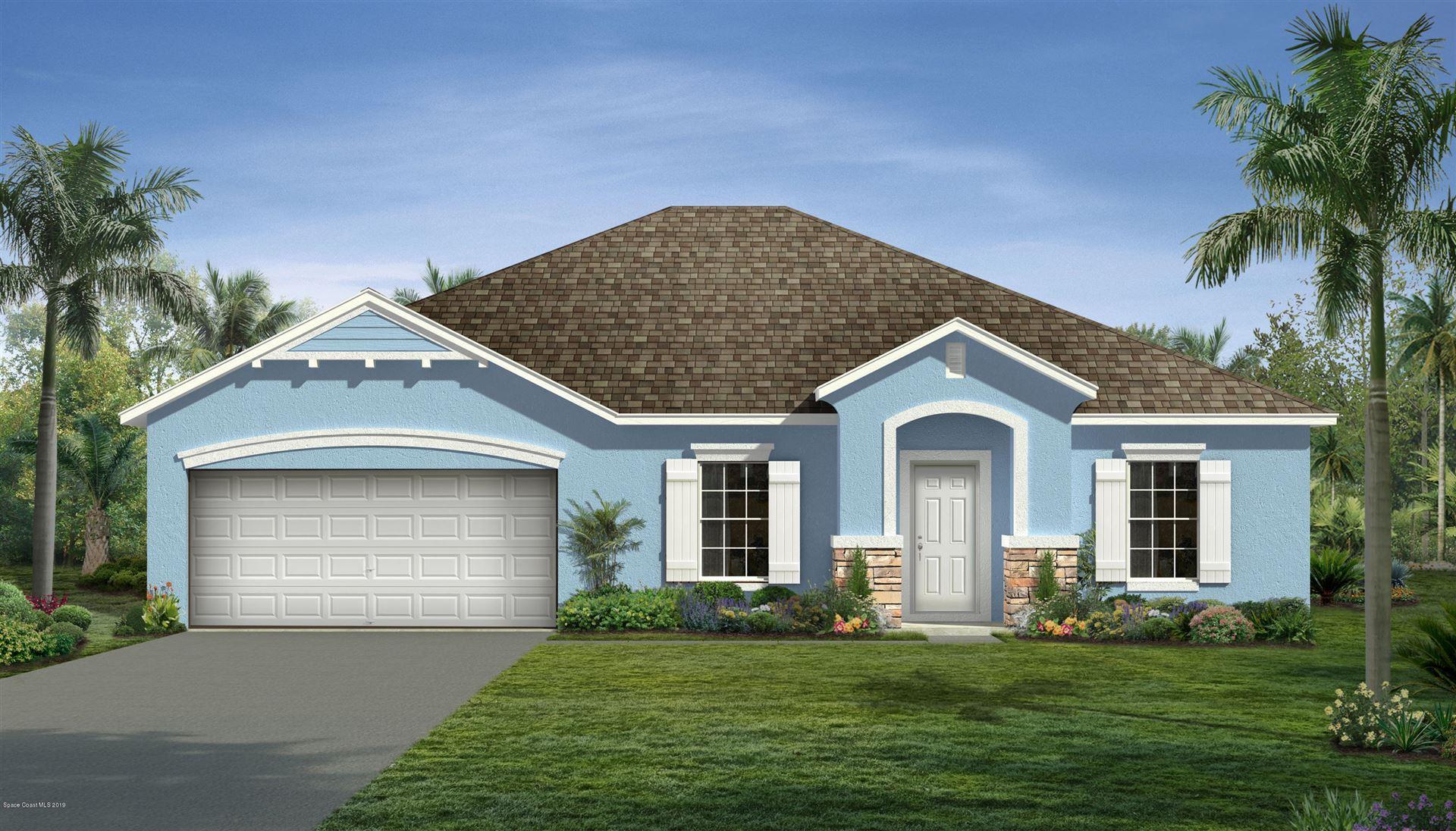 1586 Painter Street, Palm Bay, FL 32909 - #: 894777