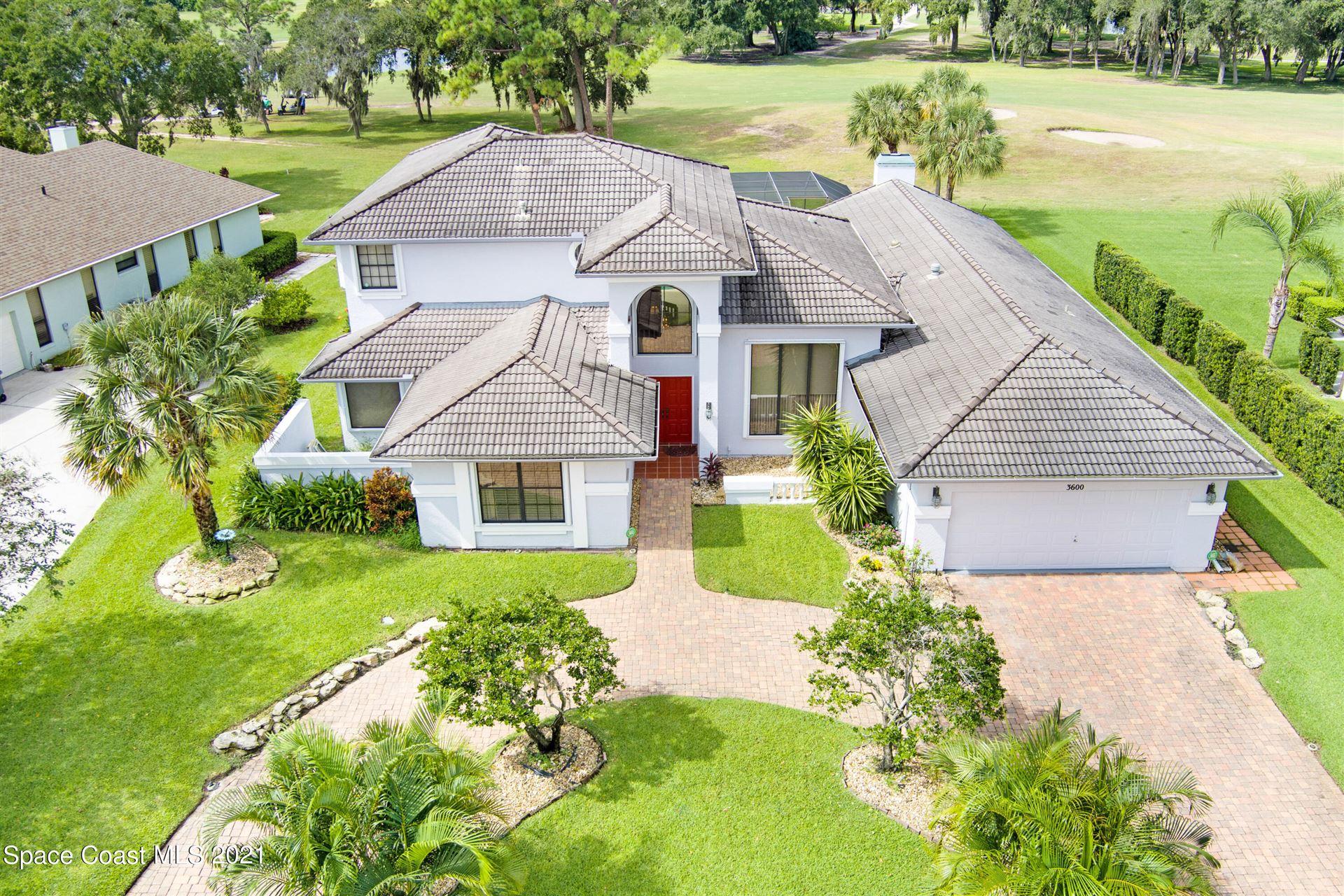 3600 Oakhill Drive, Titusville, FL 32780 - #: 917777