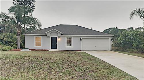 Photo of 465 Truman Street, Palm Bay, FL 32908 (MLS # 873779)