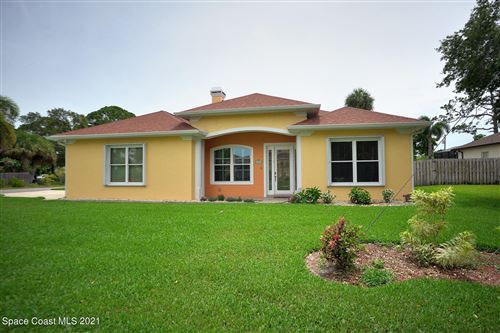 Photo of 2000 S Misty Harbor Place, Merritt Island, FL 32952 (MLS # 907779)