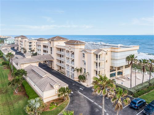 Photo of 1919 Florida A1A #402, Indian Harbour Beach, FL 32937 (MLS # 864780)