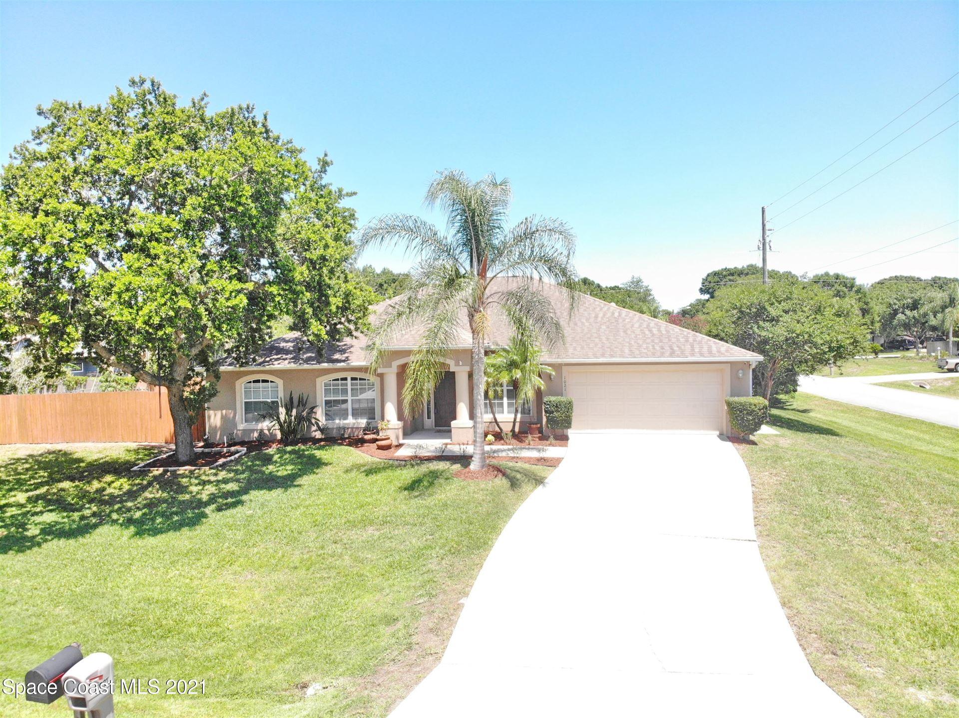 1021 Piedmont Avenue, Palm Bay, FL 32907 - #: 904781