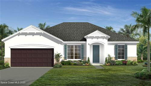 Photo of 591 Hammond Street, Palm Bay, FL 32908 (MLS # 894782)