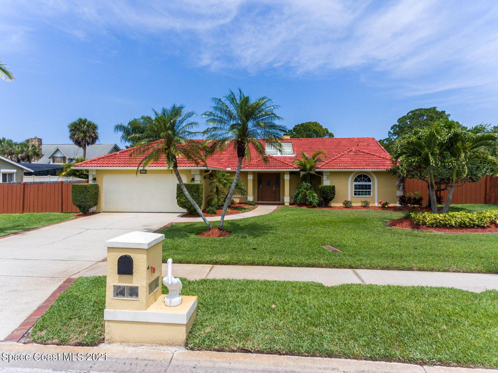 420 Indian Bay Boulevard, Merritt Island, FL 32953 - #: 912782