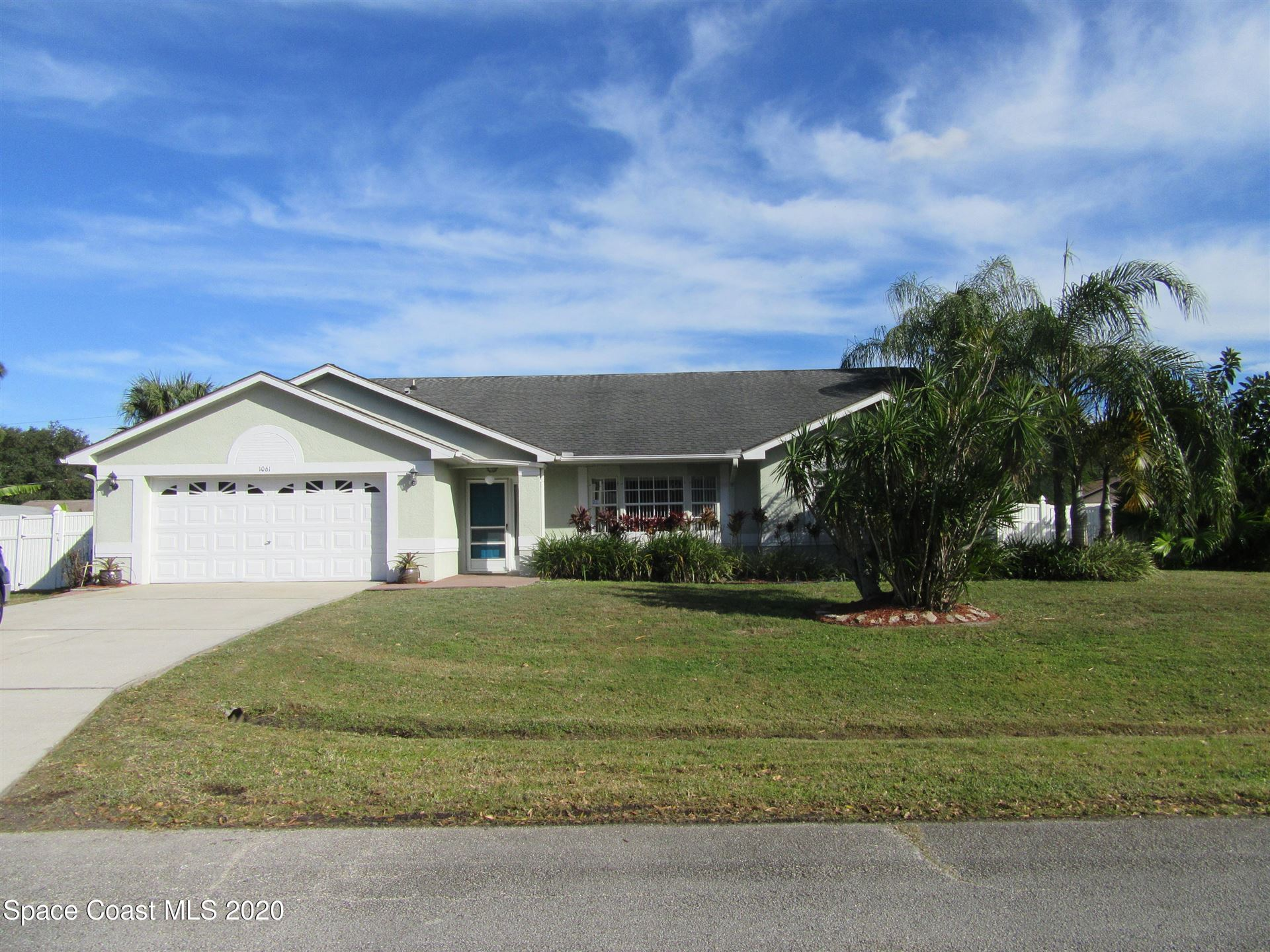 1061 Pembroke Avenue, Palm Bay, FL 32907 - #: 894783