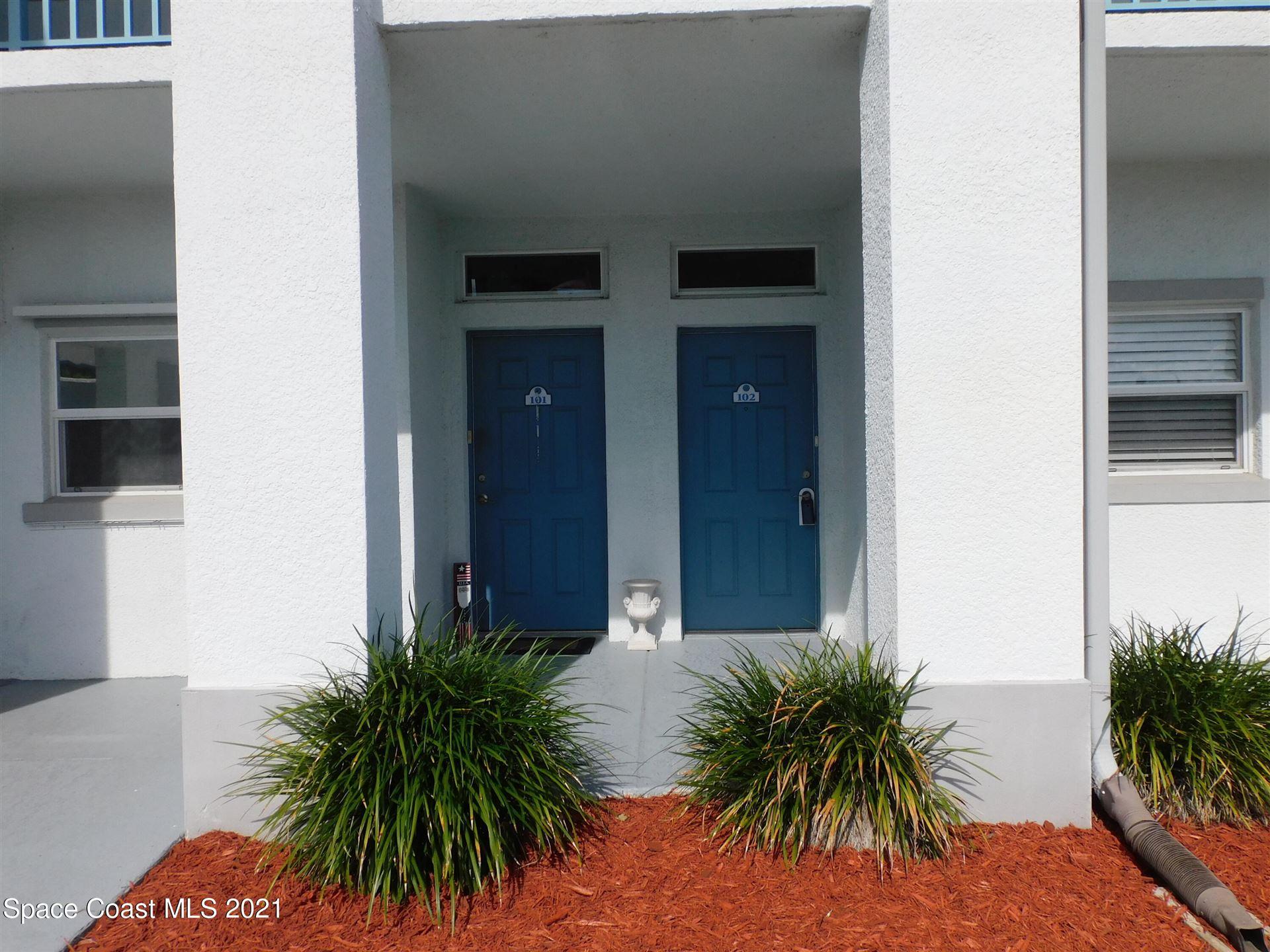 180 Portside Avenue #102, Cape Canaveral, FL 32920 - #: 918783