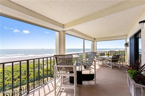 Photo of 545 Garfield Avenue #504, Cocoa Beach, FL 32931 (MLS # 903785)