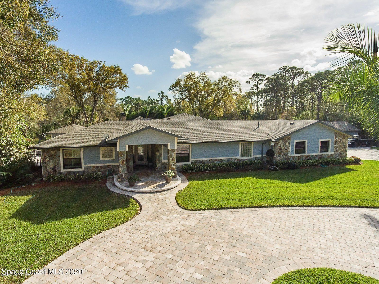 4085 Lake Washington Road, Melbourne, FL 32934 - #: 888786