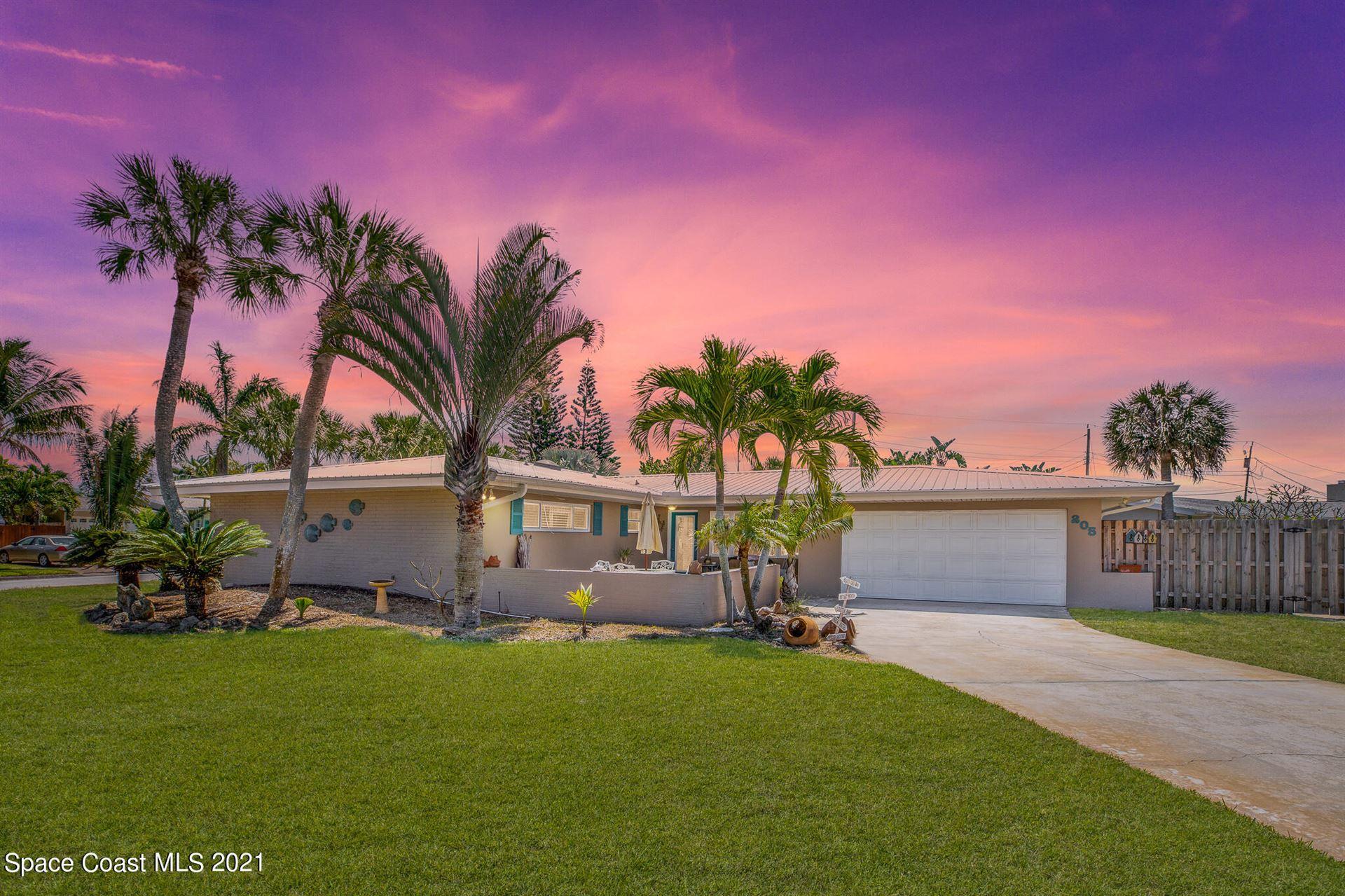 205 Sunrise Avenue, Satellite Beach, FL 32937 - #: 899788
