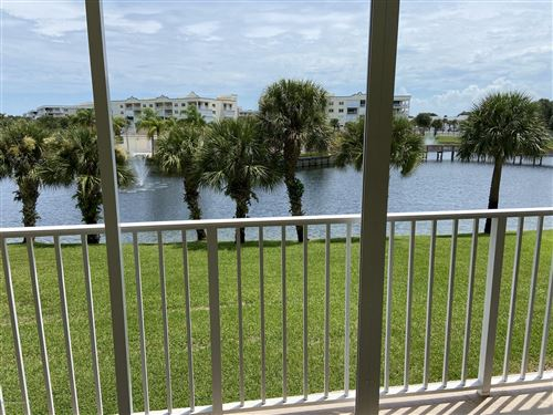 Photo of 8931 Lake Drive #203, Cape Canaveral, FL 32920 (MLS # 885791)